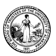 The University of Alabama System Seal